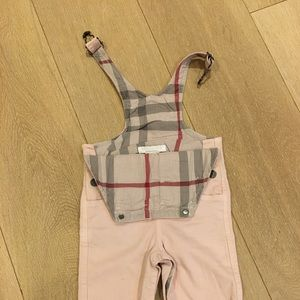 Excellent condition Burberry overall